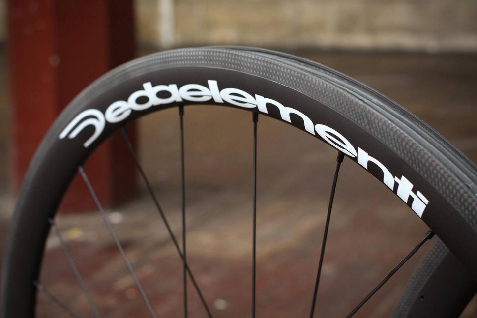 Deda Elementi SL38 Carbon Clincher Team Wheels - decal 2.jpg