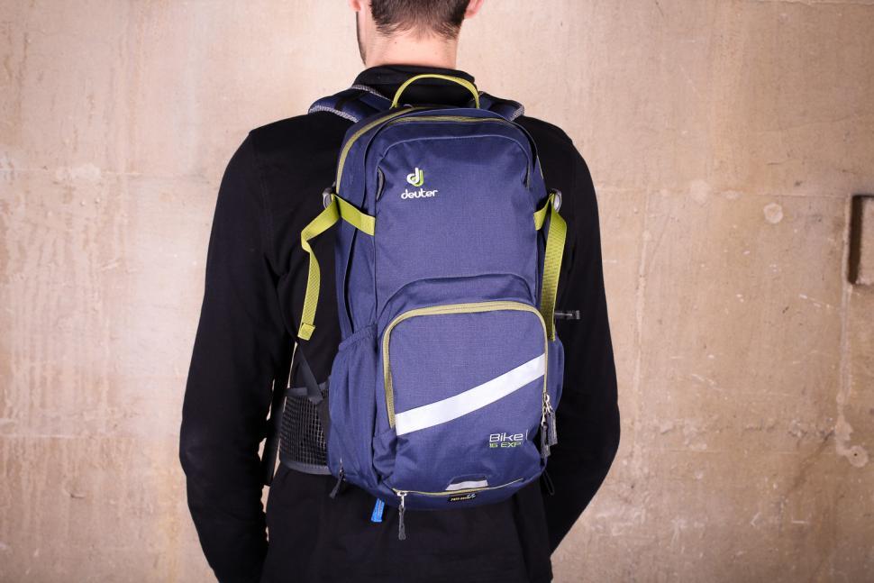 5fec6cf778c9 Review  Deuter Bike One Air EXP 16 backpack