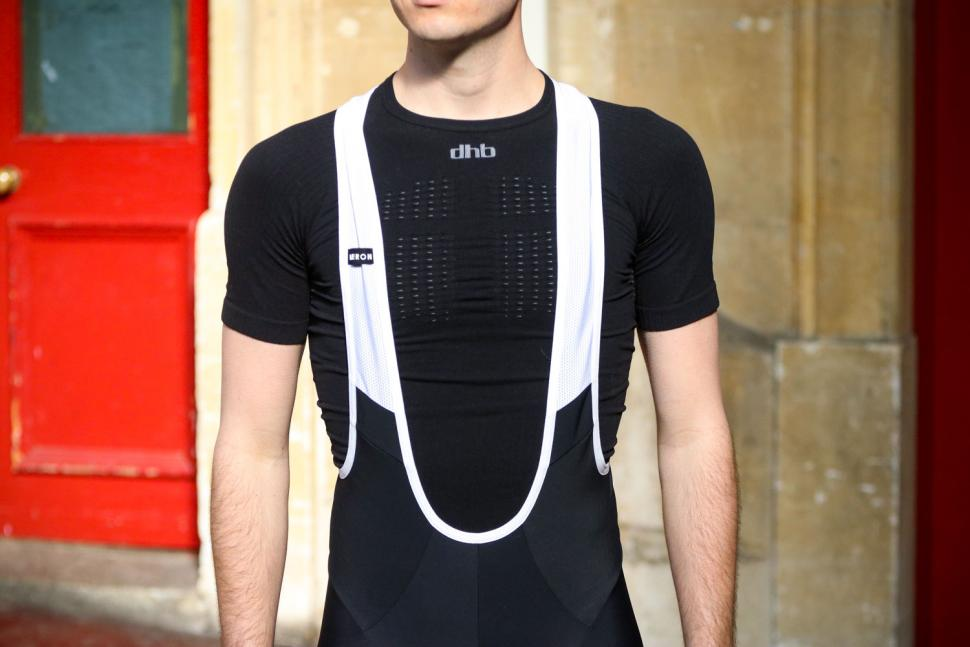 dhb Aeron bib shorts - straps front.jpg