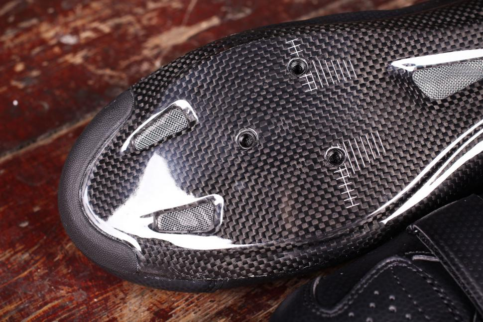 dhb Aeron Carbon Road Shoe Dial - sole toe.jpg