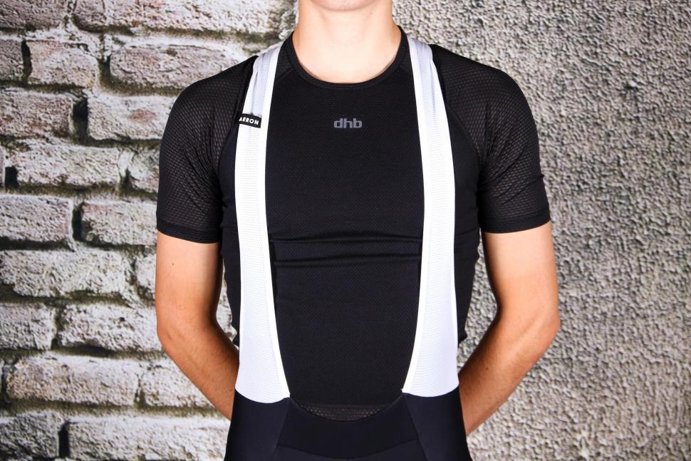 dhb Aeron Equinox bib Shorts - straps front.jpg