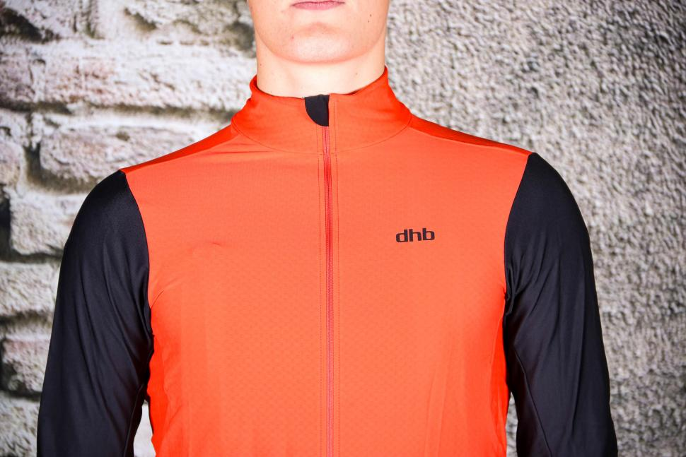 dhb Aeron Equinox Thermal Jersey - chest.jpg