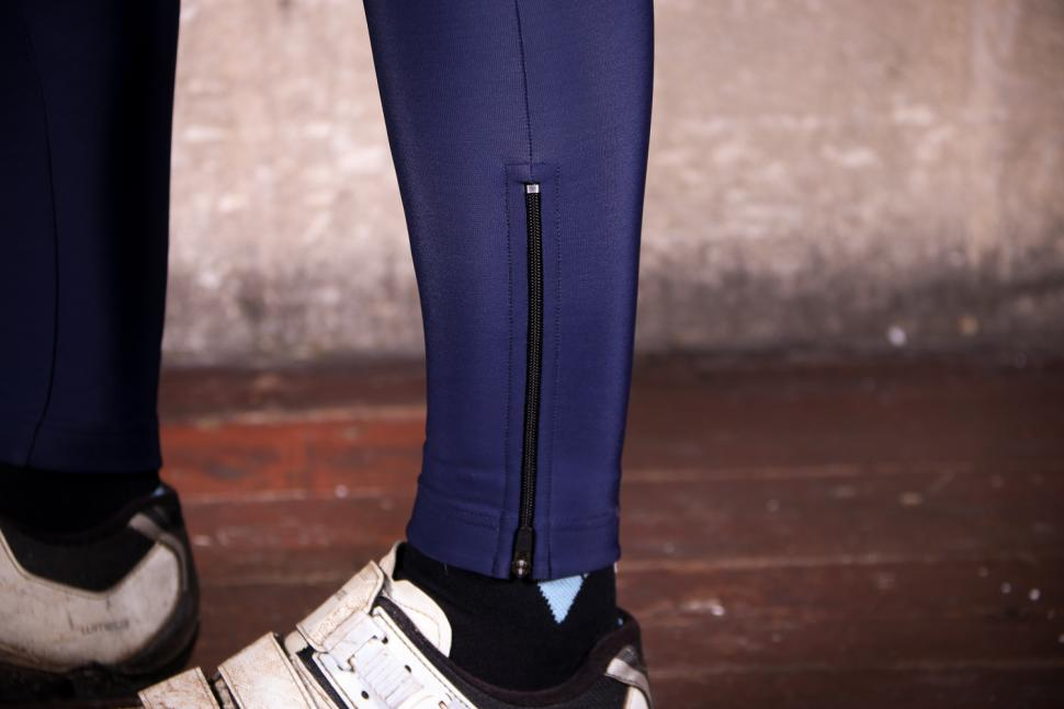 dhb Aeron FLT Womens Roubaix Halterneck Tight - ankle.jpg