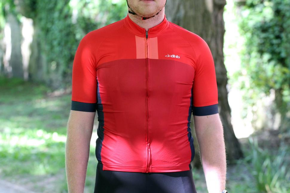Review  dhb Aeron Speed jersey  e29a1131a