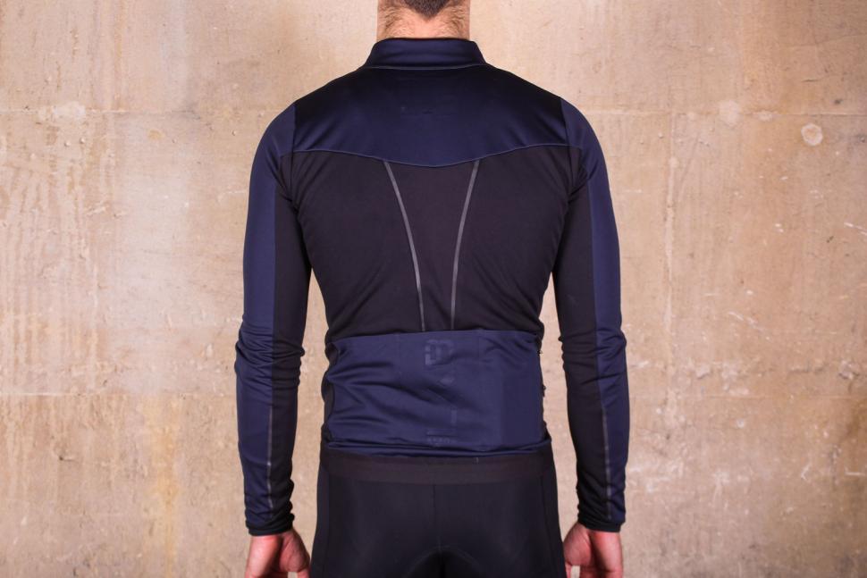 dhb Aeron Lab All Winter Soft Shell Jacket - back.jpg