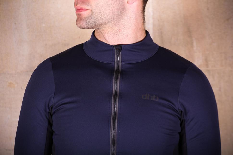 dhb Aeron Lab All Winter Soft Shell Jacket - chest.jpg