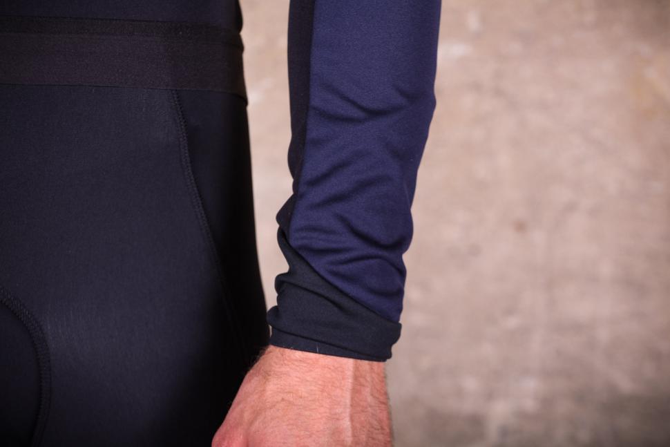 dhb Aeron Lab All Winter Soft Shell Jacket - cuff.jpg
