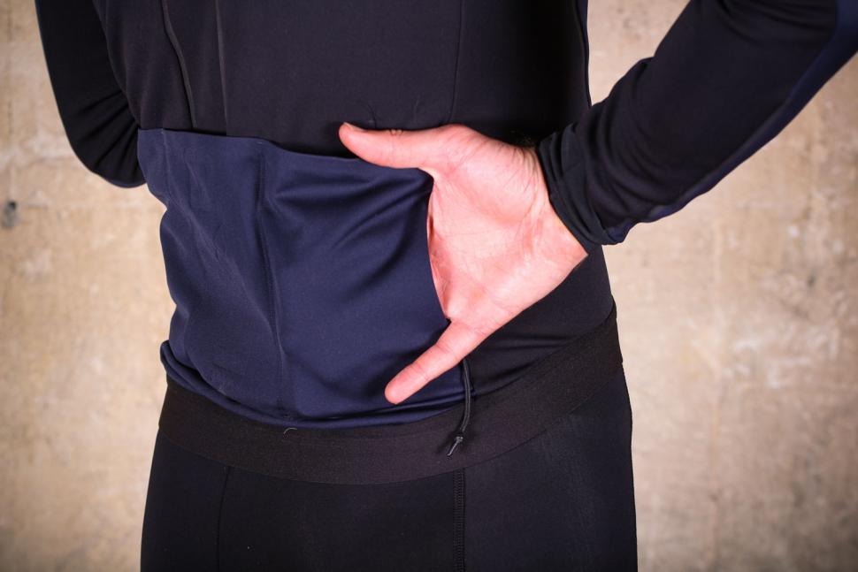 dhb Aeron Lab All Winter Soft Shell Jacket - zipped pocket.jpg