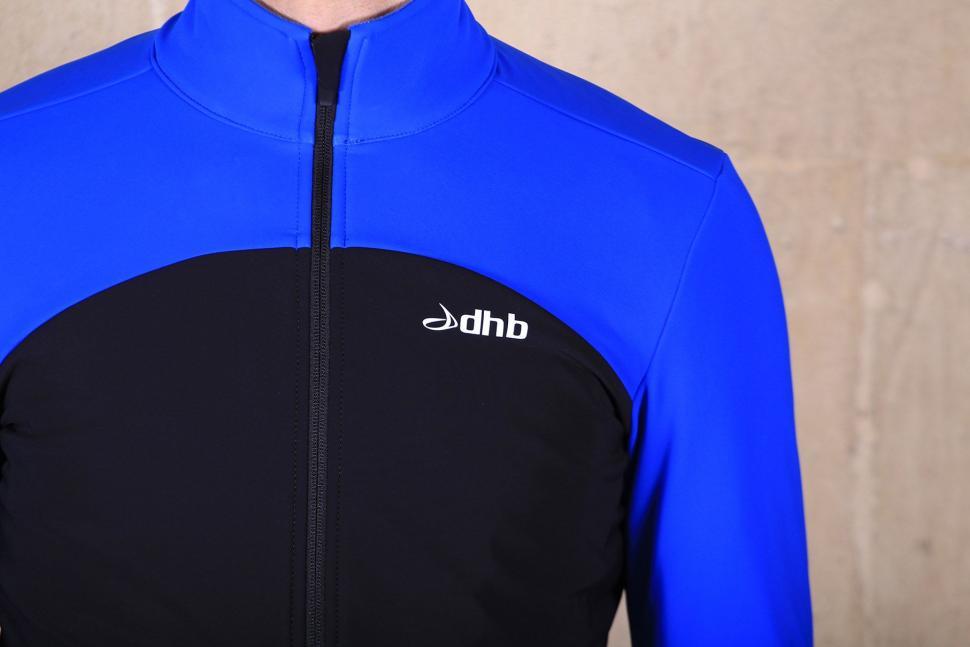 dhb Aeron Pro Full Protection Softshell - chest.jpg