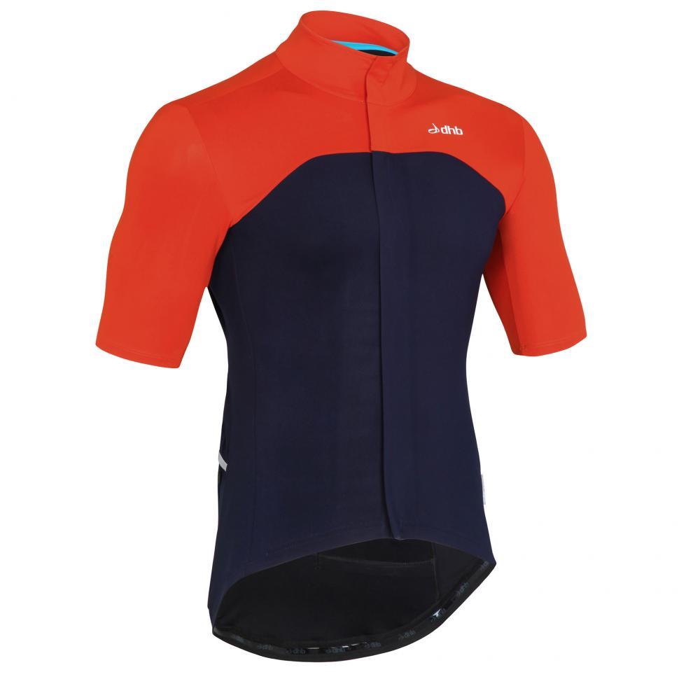dhb-Aeron-Rain-Defence-Short-Sleeve-Jersey-Short-Sleeve-Jerseys-Orange-Navy-SS16-TW0254-8.jpg