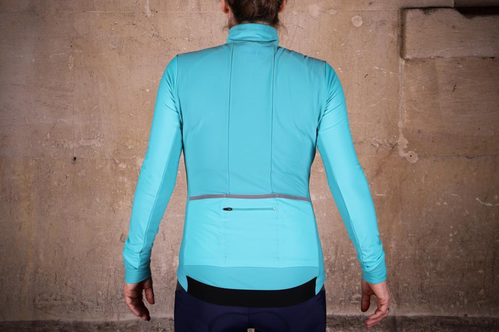 dhb Aeron Womens Roubaix Long Sleeve Jersey - back.jpg
