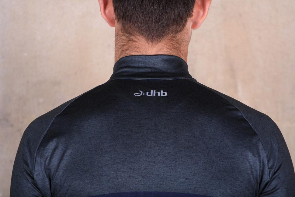 Review  dhb Classic Long Sleeve Thermal Jersey Marl  d0ea1d2c9