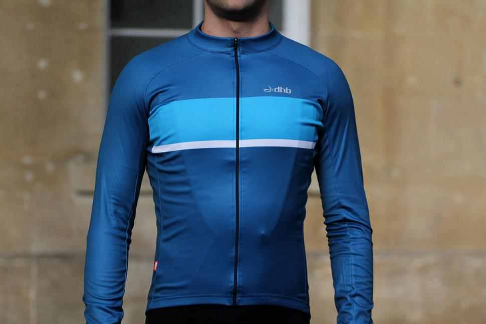 Review  Dhb Classic Roubaix Long Sleeve Jersey  bbd82929b