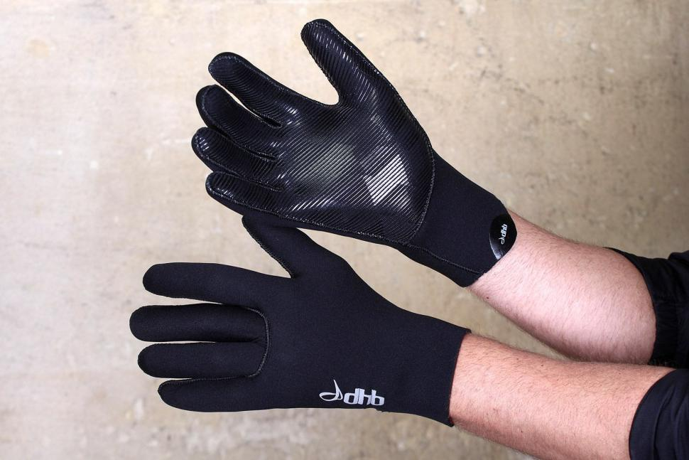 Review: dhb Neoprene Cycling Gloves | road.cc