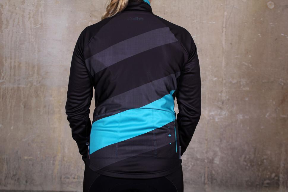 e78a5c358 dhb Womens ASV Windslam Roubaix Long Sleeve Jersey - back.jpg