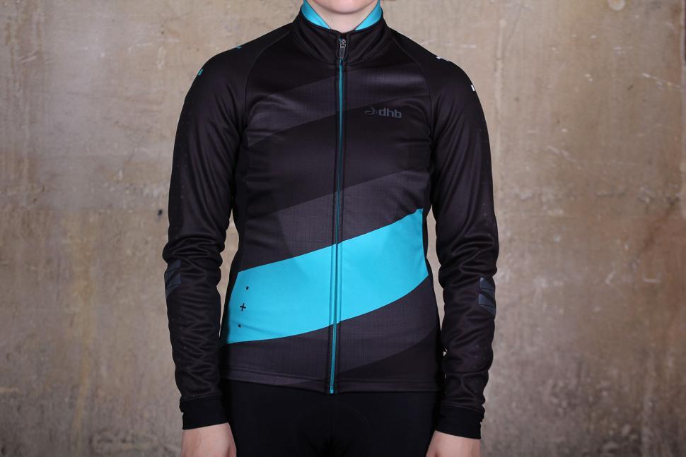 523b95889 Review  Dhb Women s ASV Windslam Roubaix Long Sleeve Jersey