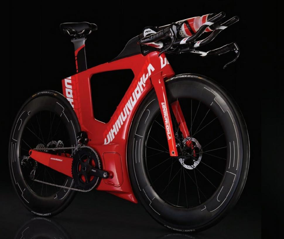 Fastest Road Bike >> Wow Diamondback Reveals The Fastest Triathlon Bike In The World