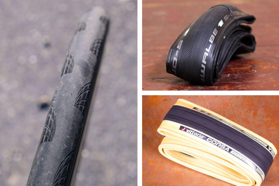 Do you need to change your tyres for winter cycling Dec 2018