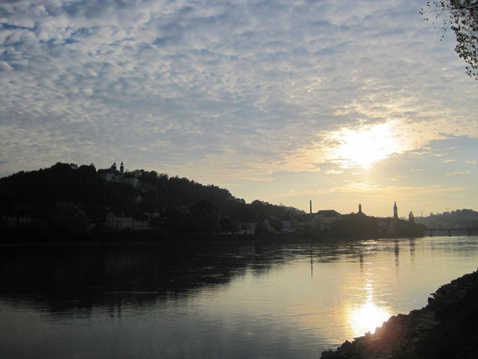 Down the Danube - Passau sunset.jpg