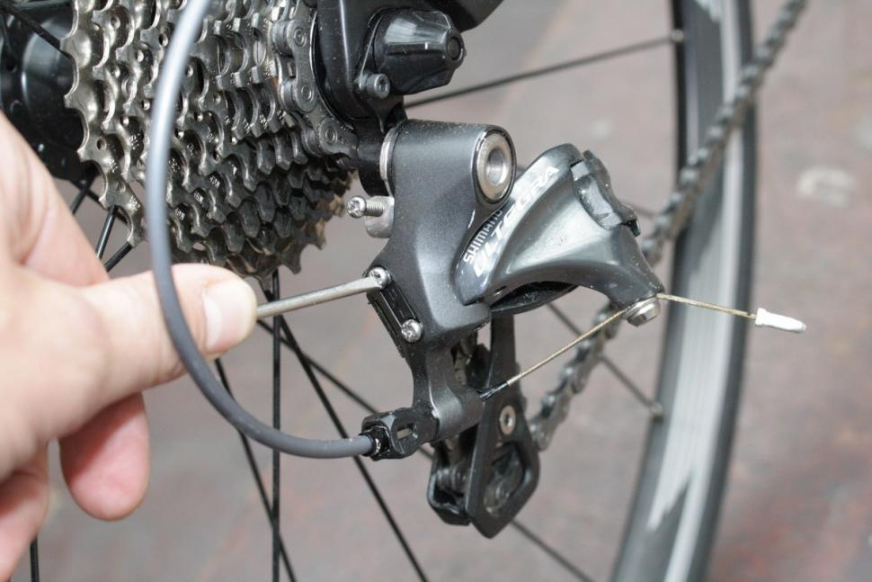 How to stop your chain coming off — a dropped chain can