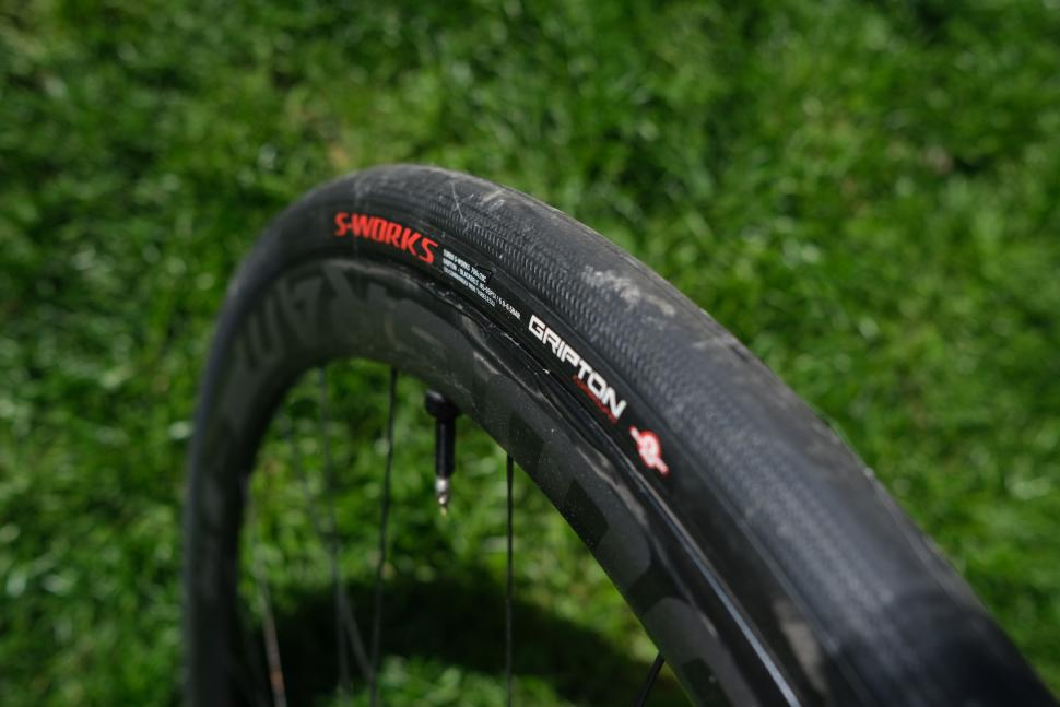 Cycling NEW Specialized S-Works Turbo Time Trial 2 Tubular Tire 700x24c Black Road Bike