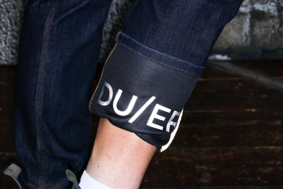 DUER Stay Dry Denim Relaxed cycling jeans - turn up reflective.jpg