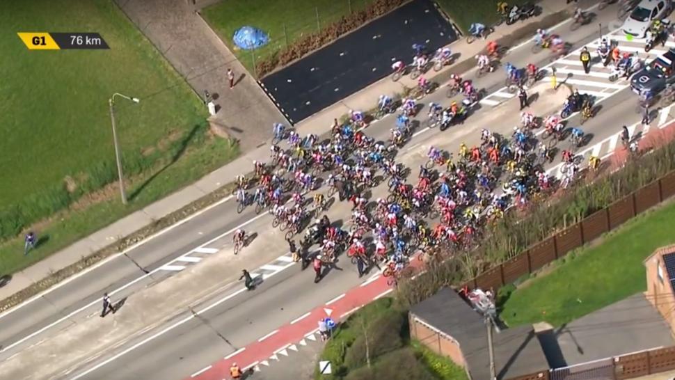 Dwaars door Vlaanderen 2019 neutralisation