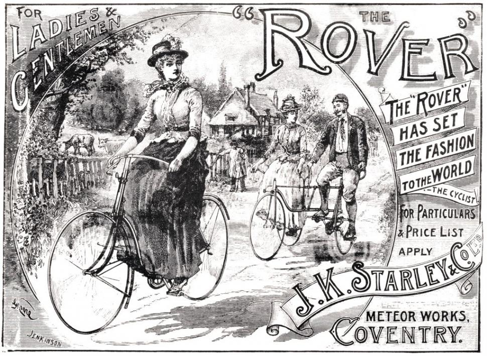 An early ad for the Rover Safety (Wikimedia Commons).jpg