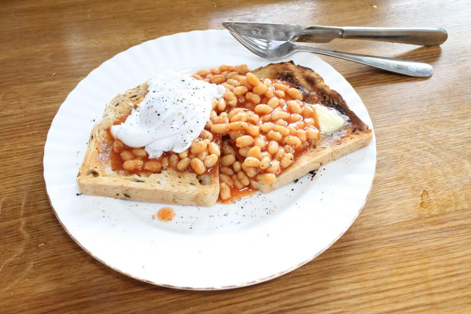 Egg and beans on toast - 1.jpg