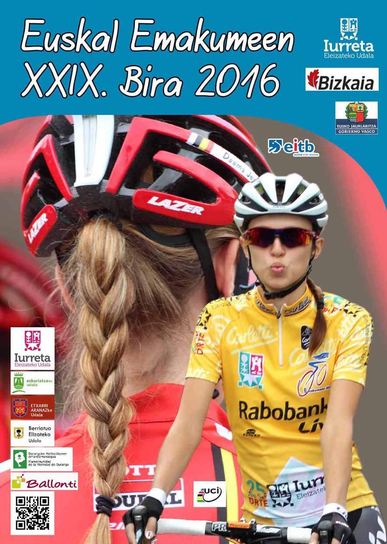 Emakumeen Euskadi Bira poster full version 2016.JPG