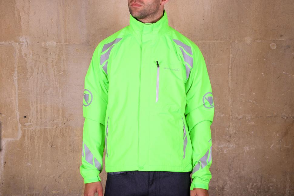 8a9b50768 Review: Endura Luminite DL Jacket | road.cc