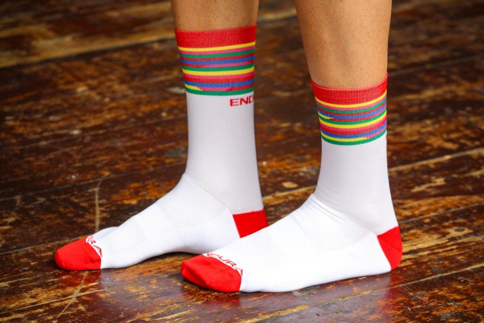 Endura Pinstripe Socks