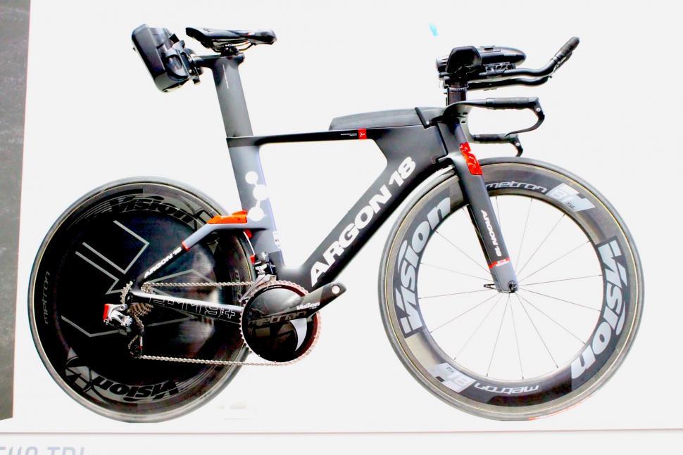 74a30820fa3 Eurobike 2017: time trial and triathlon bikes | road.cc