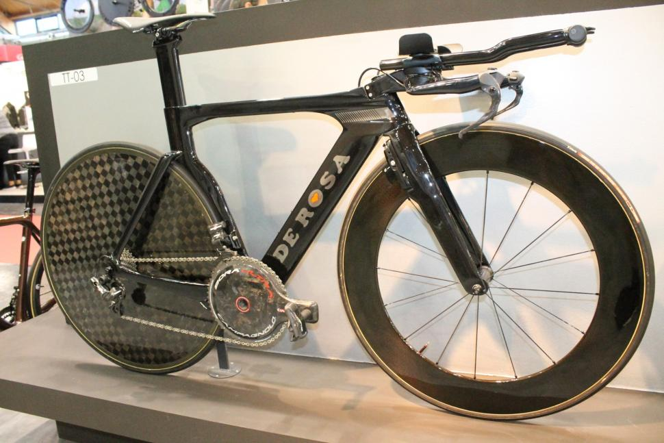 Eurobike 2017: time trial and triathlon bikes | road cc