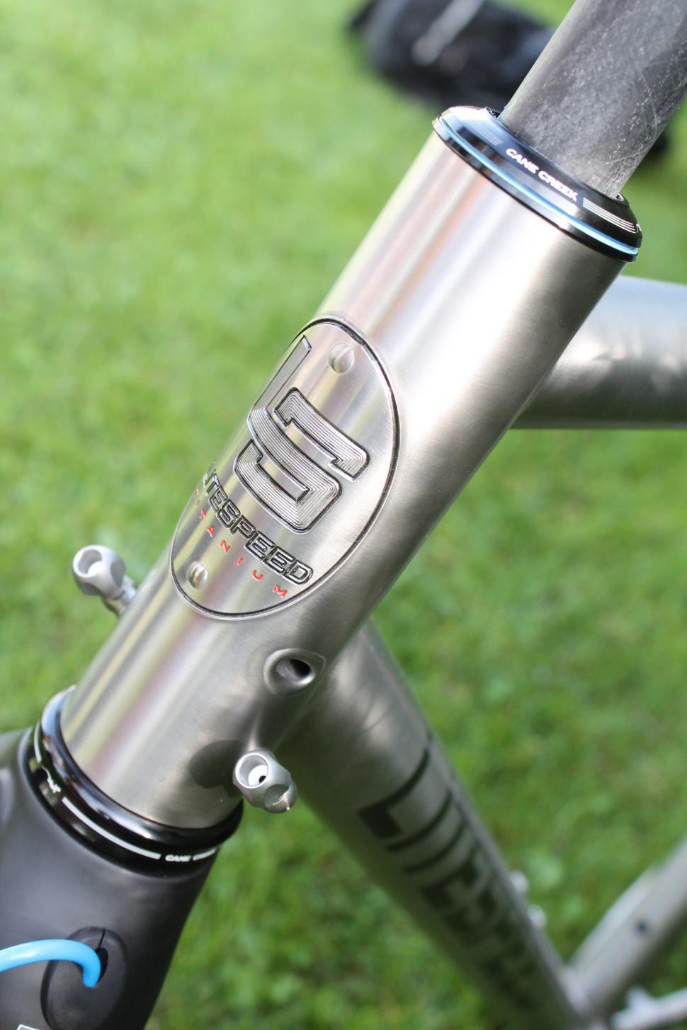 Eurobike 2017: The best titanium bikes   road cc
