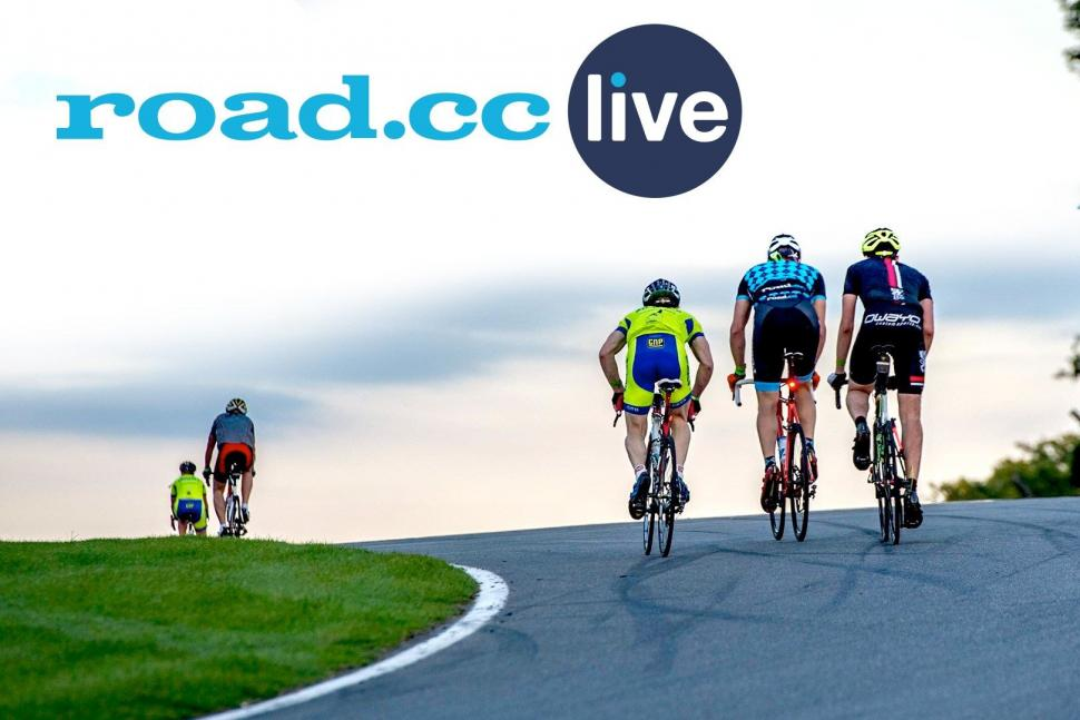 road cc LIVE: Demo a 2017 Canyon road bike in February with