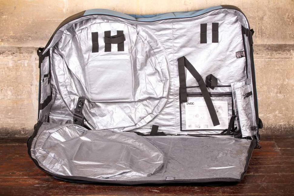 Evoc Bike Travel Bag and stand - inside.jpg