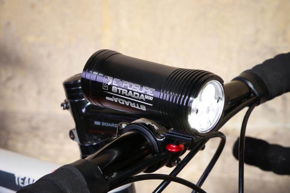 Review: Exposure Strada 1200 | road cc