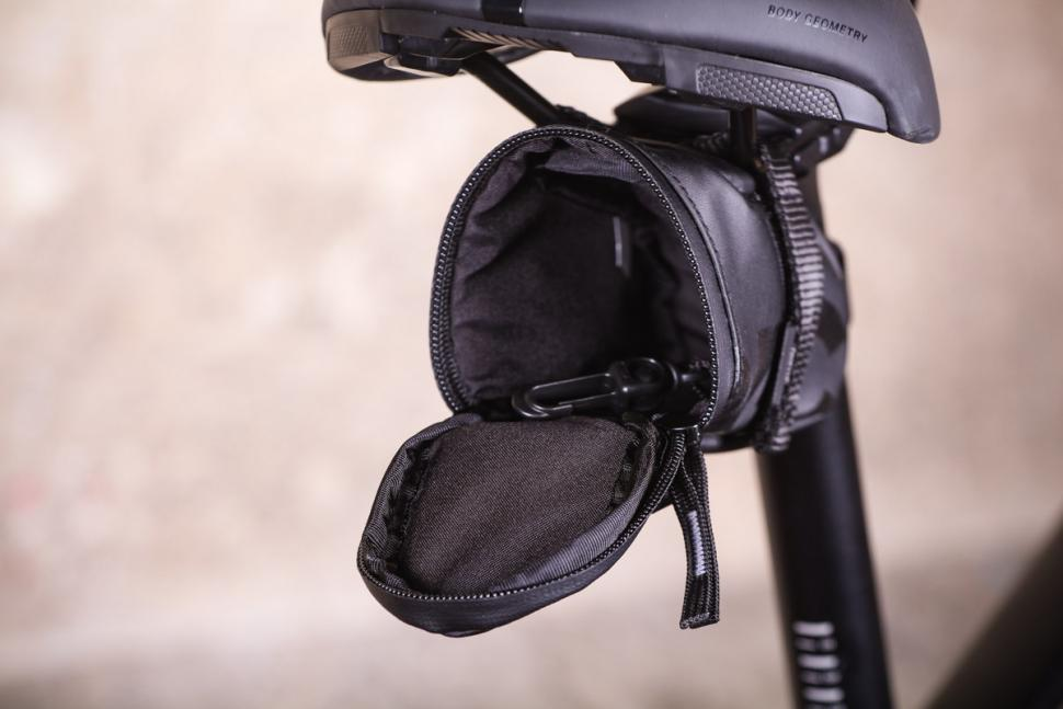Fabric Contain Small Saddle Bag - open.jpg