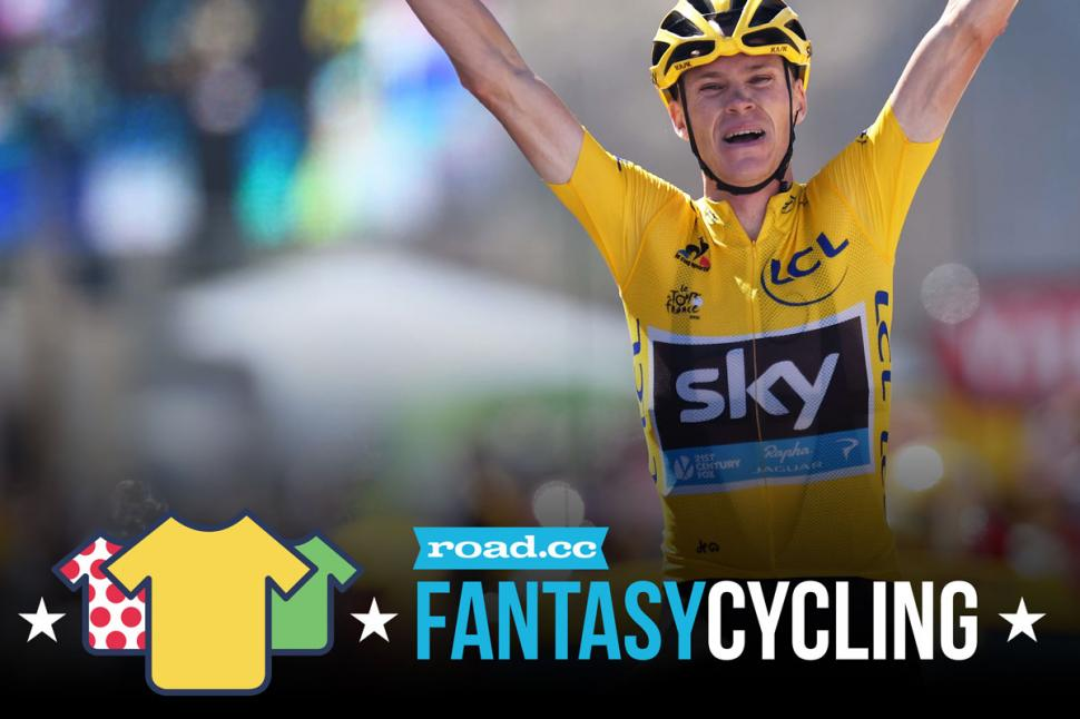 Fantasy Cycling Chris Froome (© Photosport International)