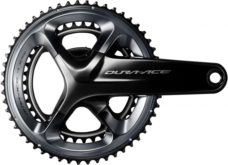 Shimano Dura-Ace FC-R9100-P chainset with power meter
