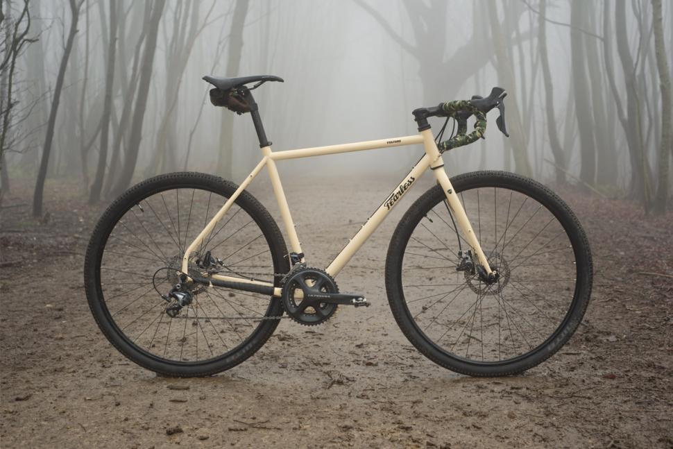 Fearless Bikes Launch Steel Adventure Frameset Called The