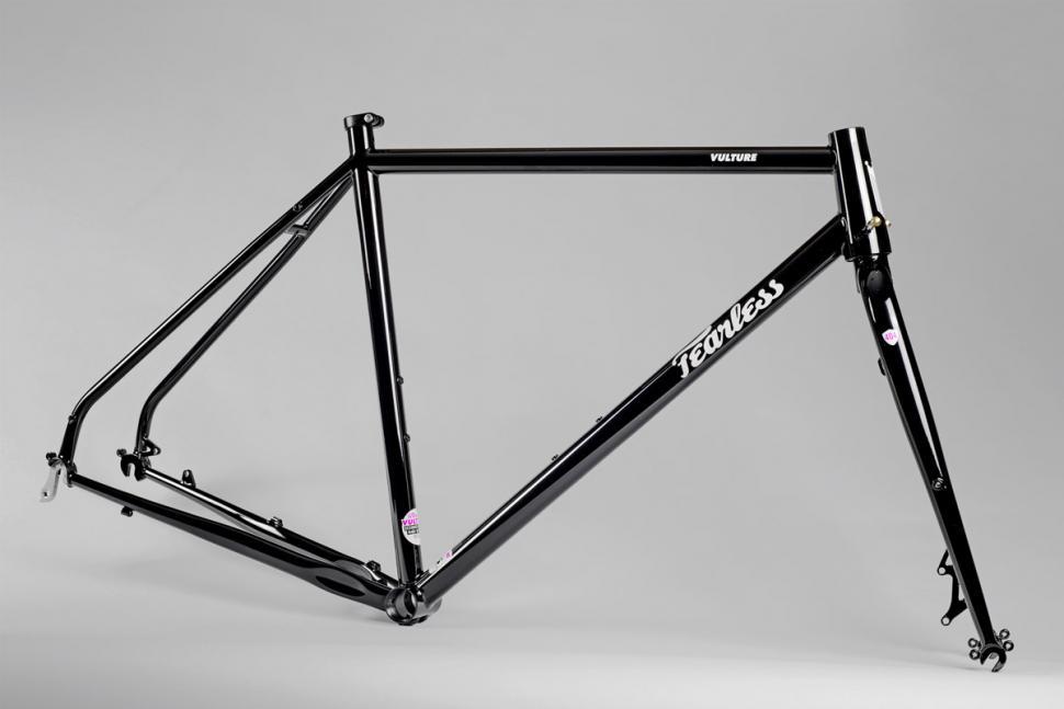 Fearless Bikes launch steel adventure frameset called the Vulture ...