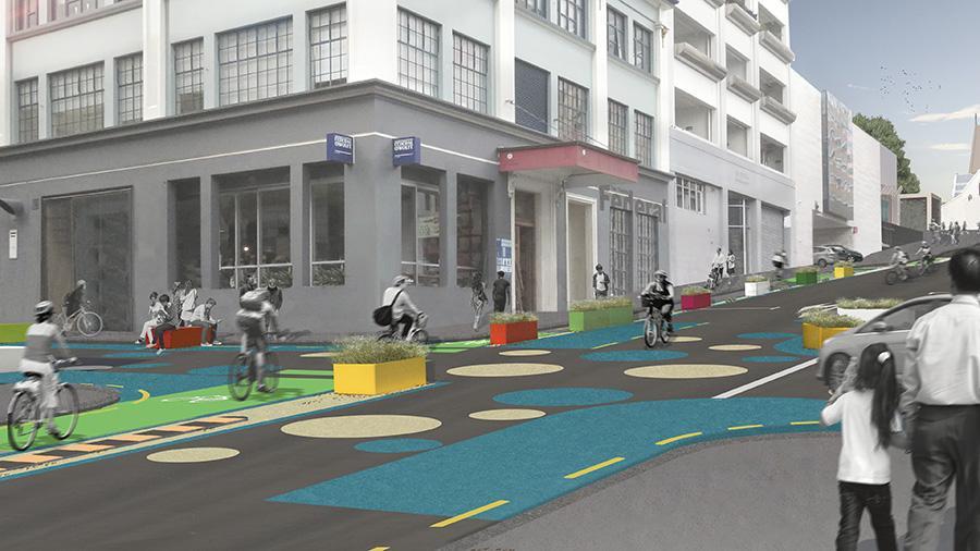 Federal Street Artists' Impression (credit Auckland Transport).jpg
