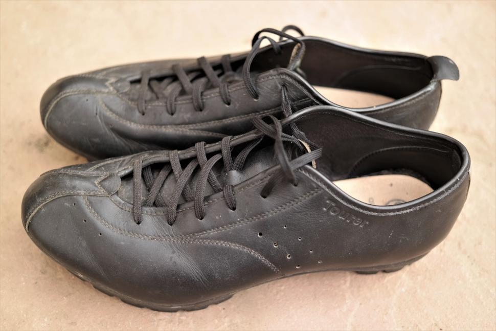 Fenwicks clear coat shoes.JPG