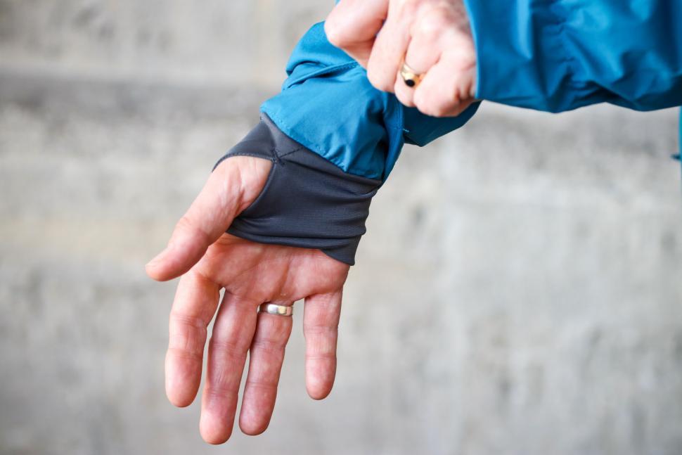 Findra Stroma Technical Jacket - cuff.jpg