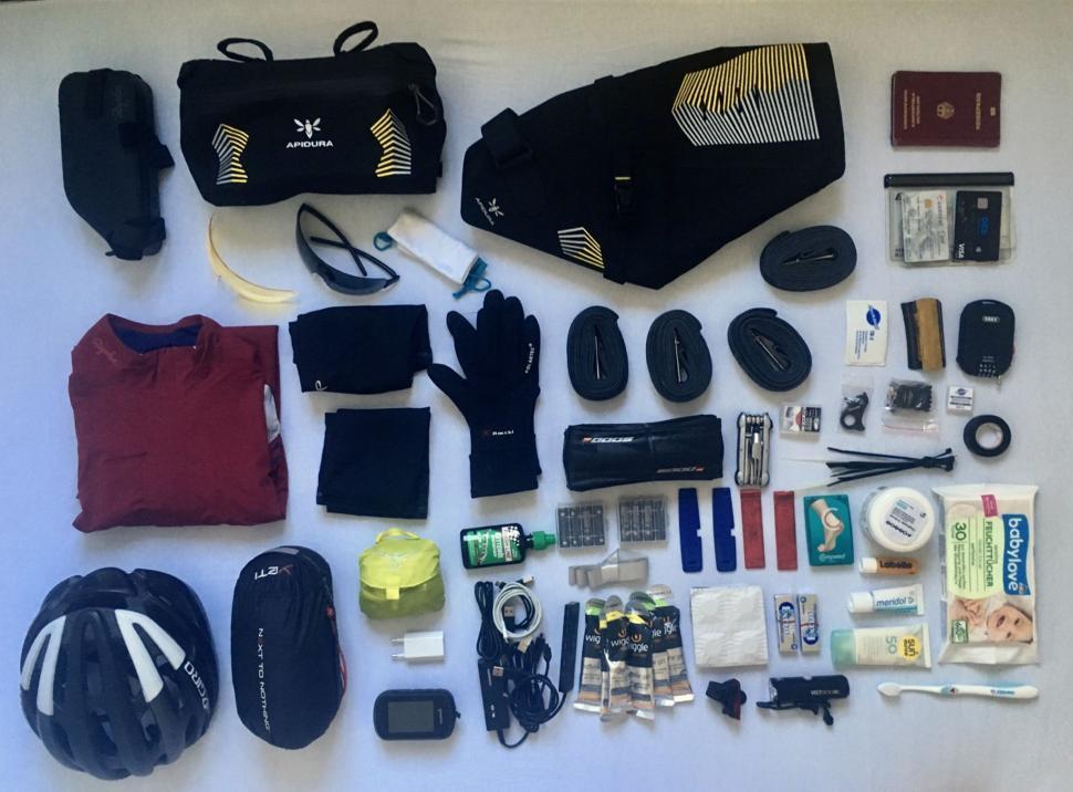 Fiona kolbinger kit list, from Strava