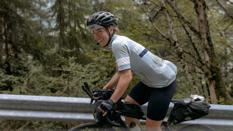 Fiona Kolbinger Transcontinental day 1_Credit AngusSung.co_.uk for Transcontinental.cc