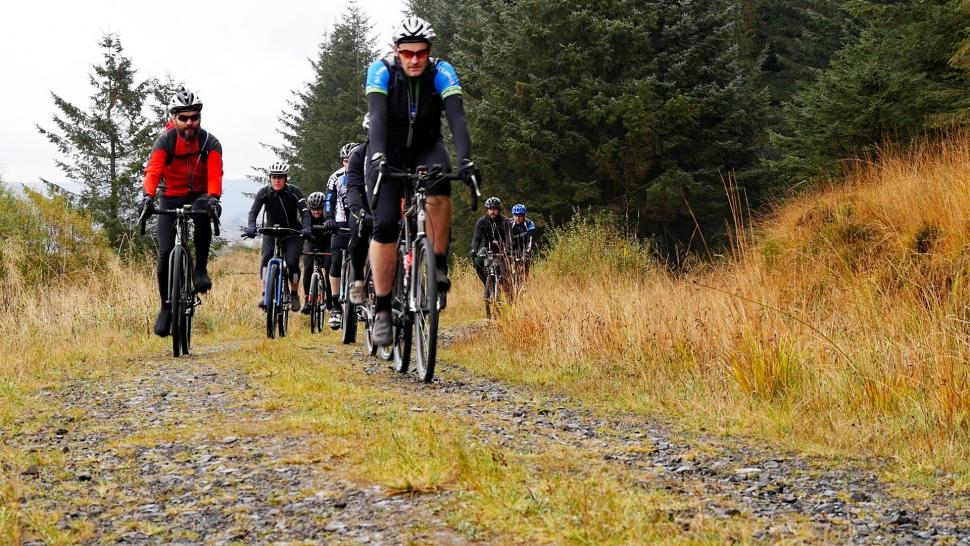 Learning to ride gravel at the inaugural Gravel Rocks