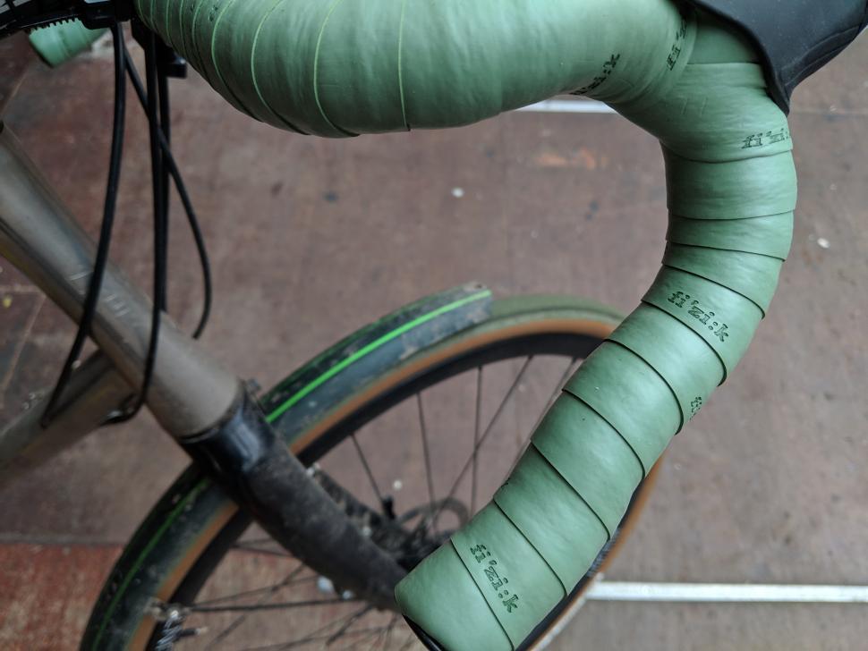 Green Fizik Performance Tacky 3mm Thick Handlebar Bar Tape Genuine New